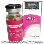 Omega Lab - Anabol (Methandrostenlone) 10 ml
