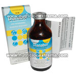 Dianabol Inyectable 50 ml x 25 mg